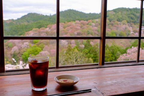 吉野山カフェ