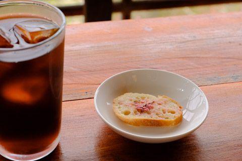 桜のラスク