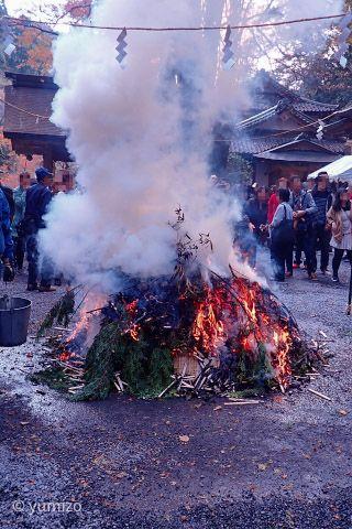 貴船神社 御火焚祭