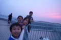 稲佐山の夕焼け