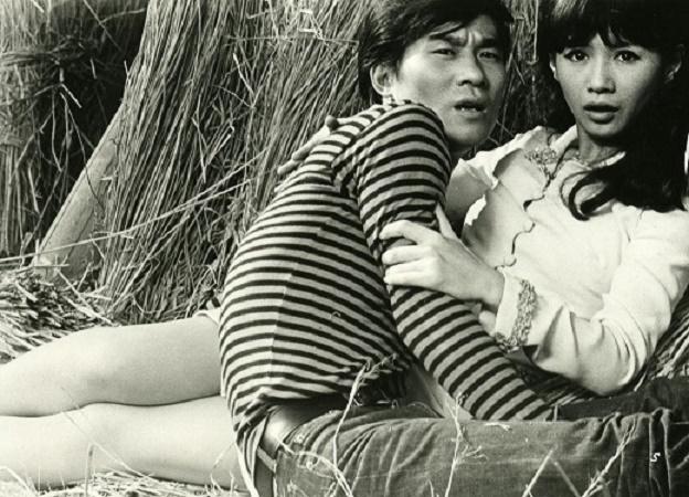田辺昭知 加賀まりこ『濡れた逢いびき』 - どんぺりもってこい