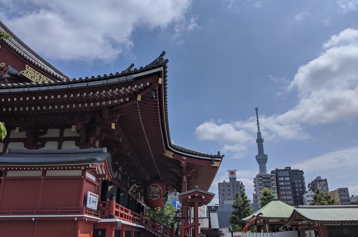 浅草寺写真