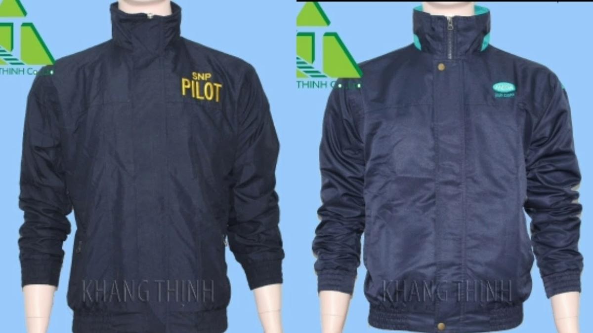 Công ty may áo gió đồng phục 2