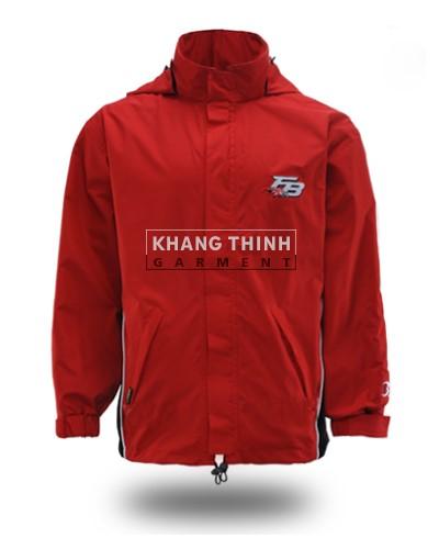 Xưởng may áo khoác giá rẻ 2