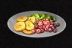 果物の蜜漬け