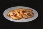 松茸のバター煎り