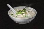 魚のさっぱりスープ