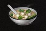 野菜つみれスープ