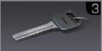 傭兵物資ボックスの鍵