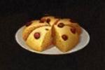 コーン蒸しパン