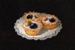 ブルーベリーココナッツパイ