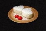 ココナッツミルクスノーケーキ