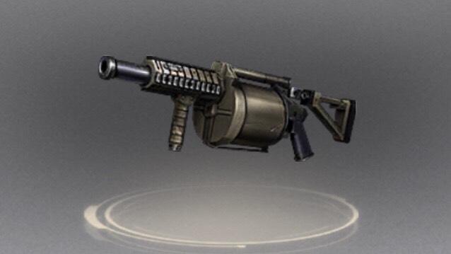 擲弾発射器