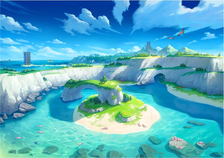 ポケモン剣盾鎧の孤島