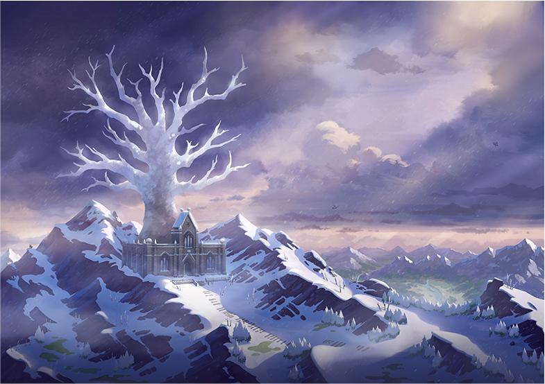 ポケモン剣盾冠の雪原