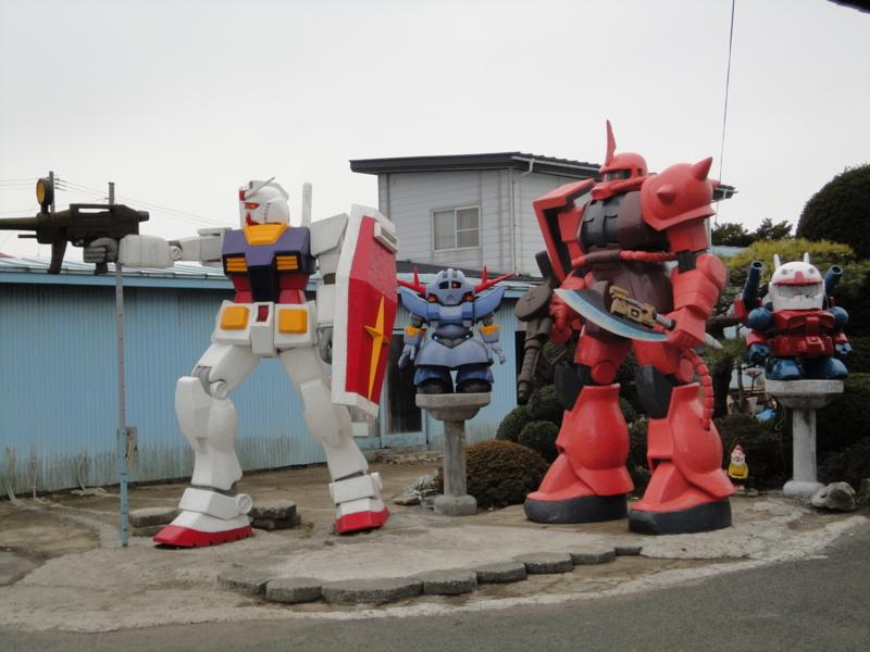 個別「 おいらせ町ガンダム」の写真、画像 - donzy6's fotolife