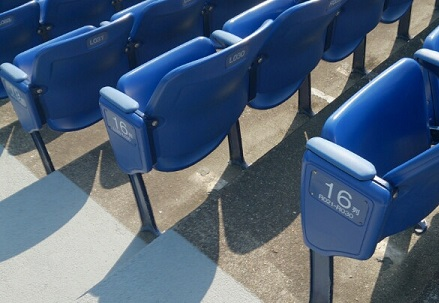 ナゴヤ球場座席
