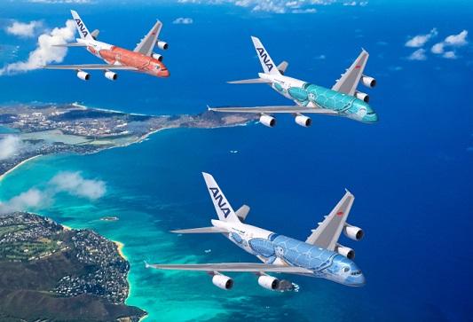 A380ANA就航