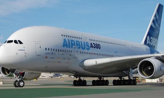 エアバスA380ANA