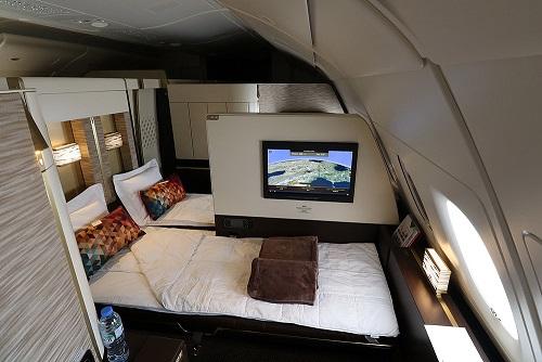 A380ANAファーストクラス