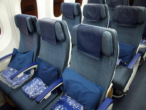ANAエコノミー国際線座席