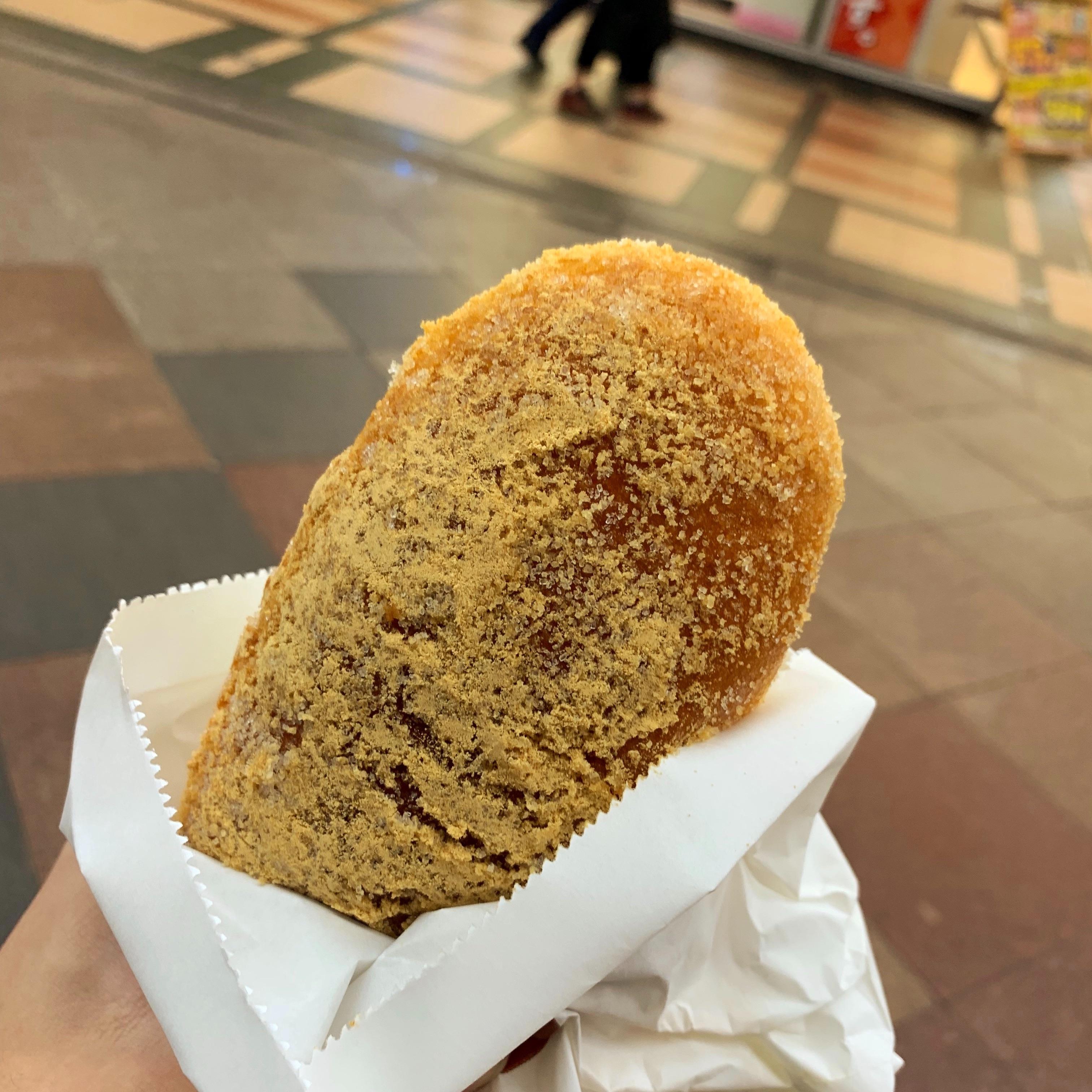 パンの田島の揚げパン