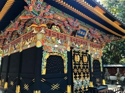 仙台屈指の観光地である瑞宝殿