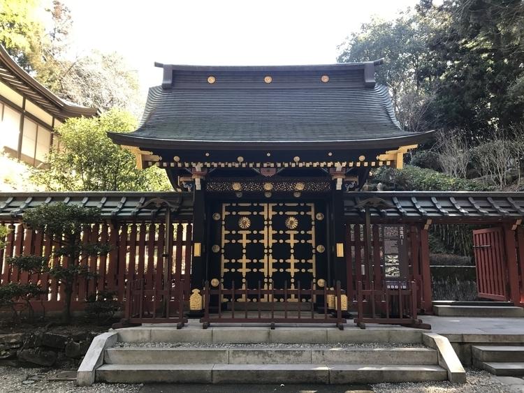 瑞宝殿の涅槃門