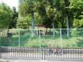 大宮交通公園内の神社