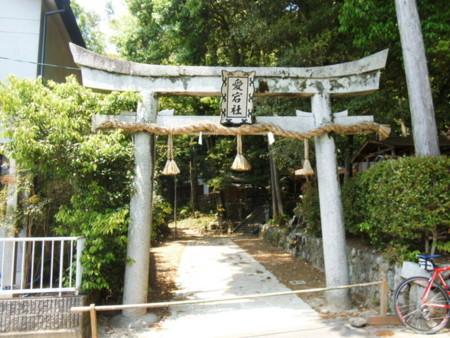 岩倉の愛宕神社