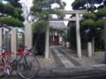 松尾神社(吉祥院西ノ庄東屋敷町)