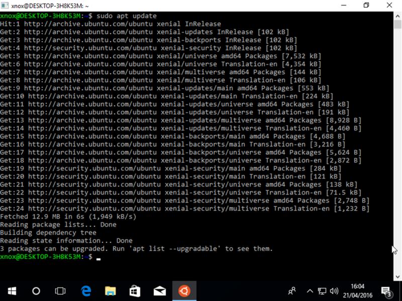 Ubuntuの紹介画像