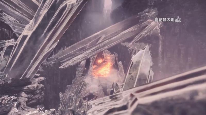 龍結晶の地【モンスターハンター:ワールド】