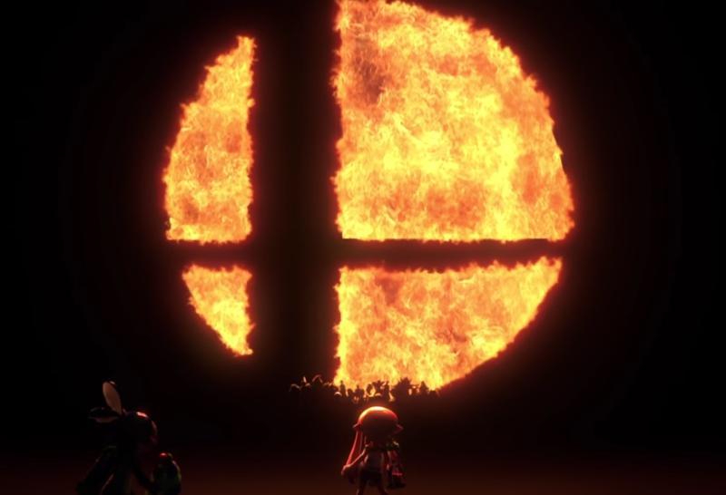 Nintendo Switch版『大乱闘スマッシュブラザーズ(仮称)』の初紹介映像の一部