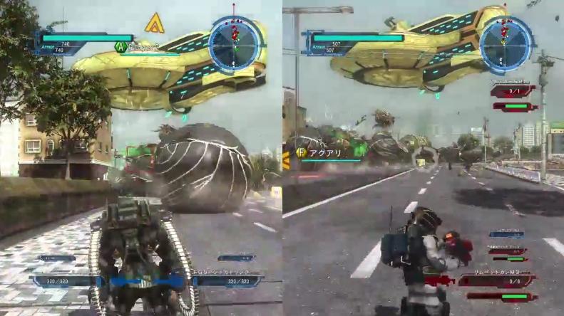 [ミッション62. 這い寄る魔球]転がってくる侵略型生物γ(ダンゴムシ)【地球防衛軍5】