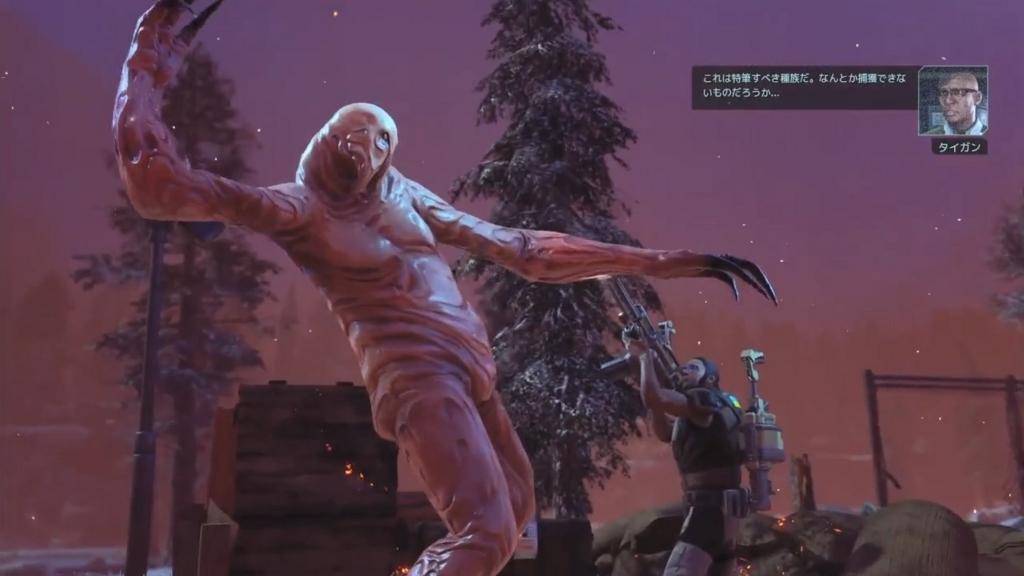 人間に擬態するエイリアン「フェイスレス」【XCOM2】