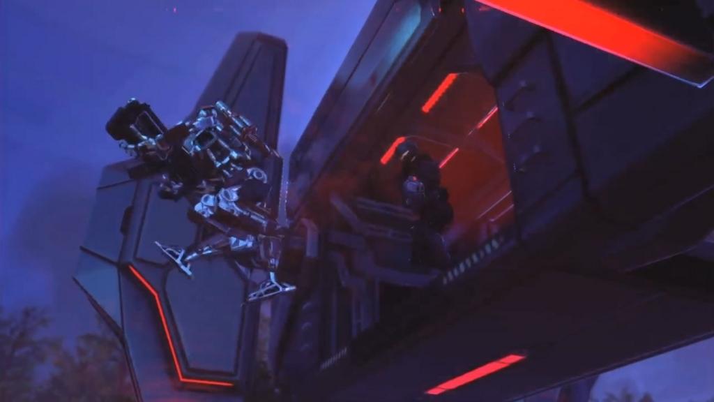 敵の増援が到着したシーン【XCOM2】