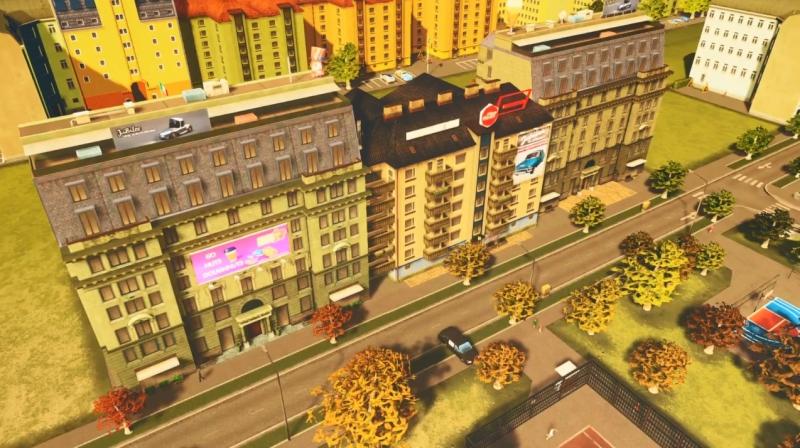 クリフサイドベイのオフィス区【シティーズ:スカイライン PlayStation4 Edition】