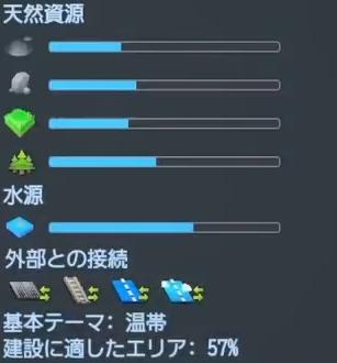 シェイディーストランドのマップデータ【シティーズ:スカイライン PlayStation4 Edition】