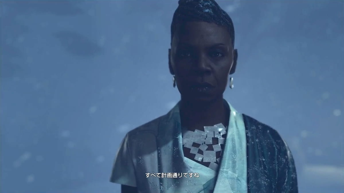 アマンダが本性を表したシーン【Detroit: Become Human】