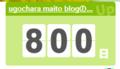 開設800日