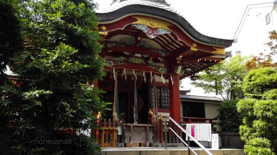青山熊野神社2016/07/01の写真/horiesanae