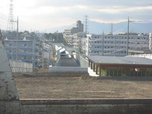 横浜市営地下鉄4号線-川和町~葛が谷間(4)