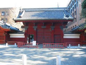東京大学-赤門