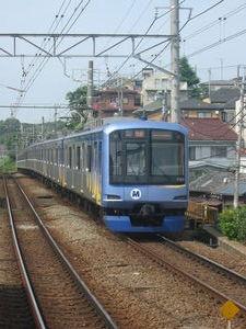 横浜高速鉄道Y500系@妙蓮寺