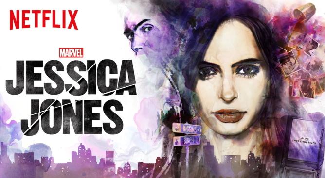 ジェシカ・ジョーンズ(Jessica Jones)