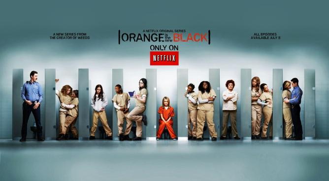 オレンジ・イズ・ニュー・ブラック(Orange Is the New Black:OITNB)