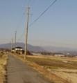 [道]田舎道