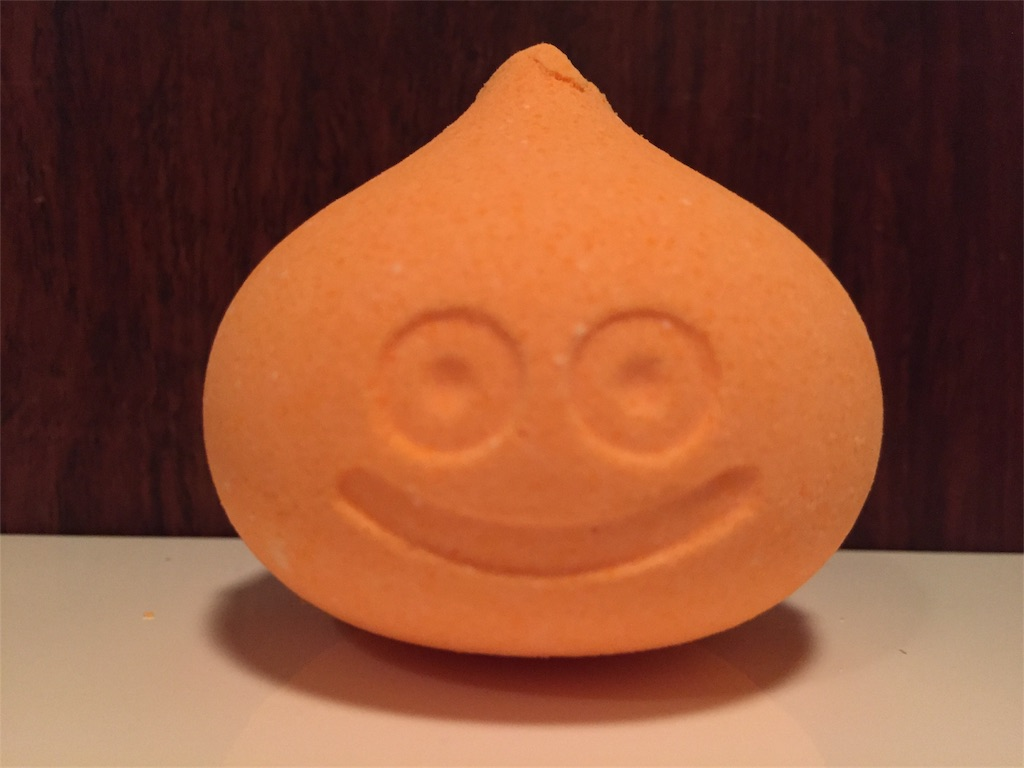 オレンジの入浴剤