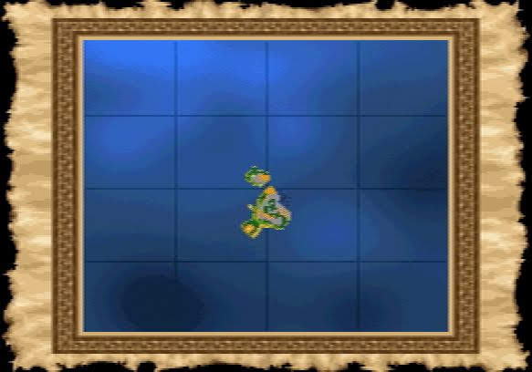 ウッドパルナ出現後の地図